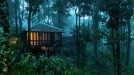 wooden cottage in Laternstay resort Wayanad