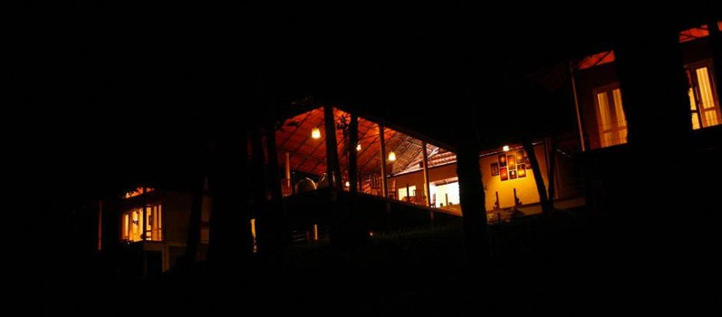 Restaurant in Laternstay Resort Wayanad, Kerala