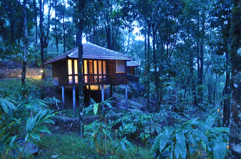 Laternstay Resort in Wayanad, Kerala